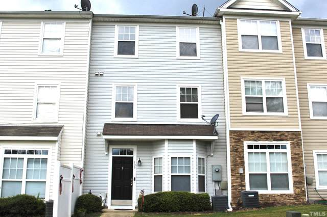 1211 Canyon Rock Court #103, Raleigh, NC 27610 (MLS #2406859) :: The Oceanaire Realty