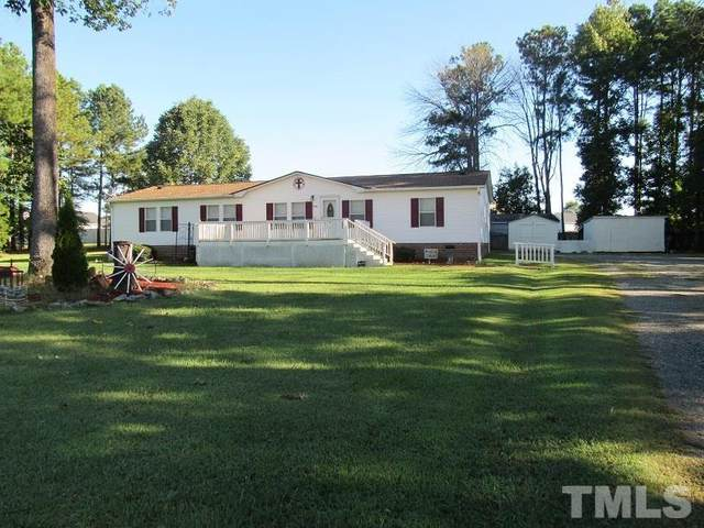 1163 W Middleton Drive, Creedmoor, NC 27522 (#2406926) :: Southern Realty Group