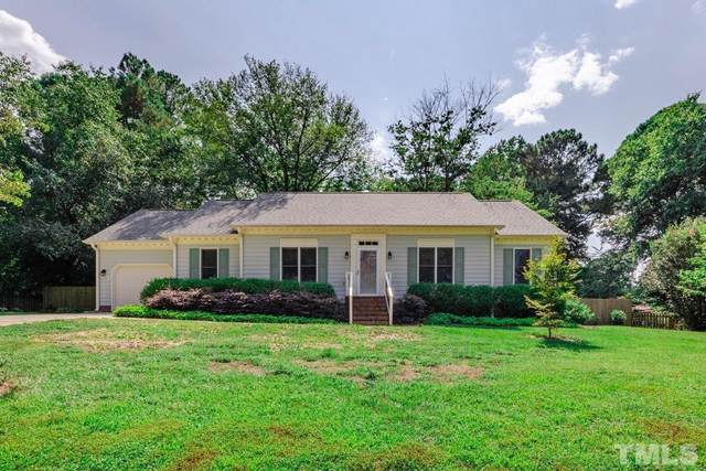 103 Pinewood Drive, Apex, NC 27502 (MLS #2407071) :: The Oceanaire Realty