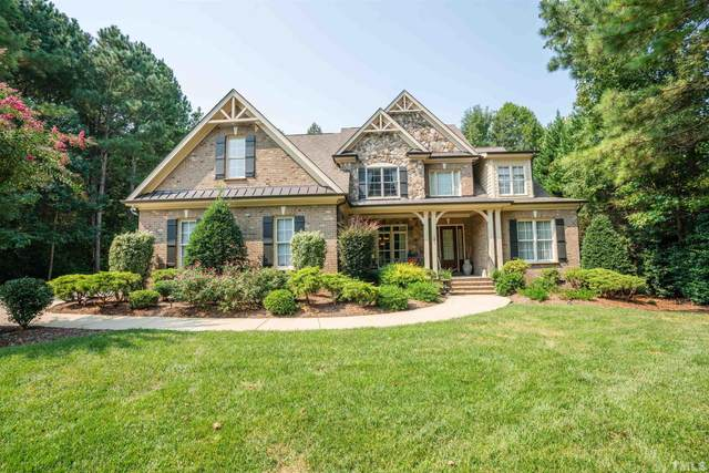 1205 Winkworth Way, Wake Forest, NC 27587 (MLS #2407080) :: The Oceanaire Realty
