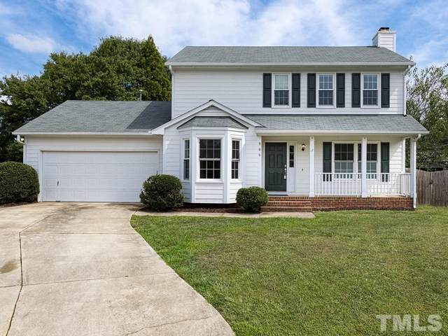 906 Greendale Court, Apex, NC 27502 (#2407116) :: The Blackwell Group