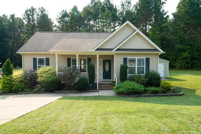 10 Paddle Wheel Court, Franklinton, NC 27525 (MLS #2407178) :: The Oceanaire Realty
