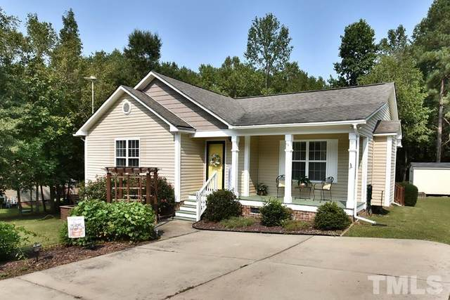 100 Rolling Cloud Drive, Louisburg, NC 27549 (#2407296) :: The Blackwell Group