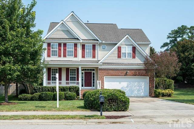 302 Big Willow Way, Rolesville, NC 27571 (#2407398) :: Marti Hampton Team brokered by eXp Realty