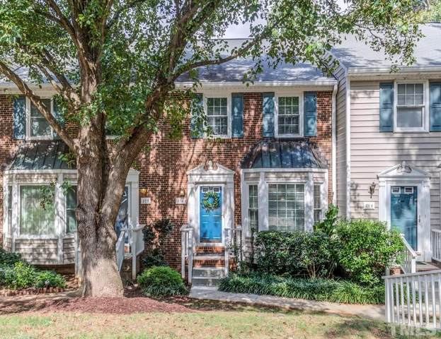 270 Beechtree Drive, Cary, NC 27513 (MLS #2407490) :: The Oceanaire Realty