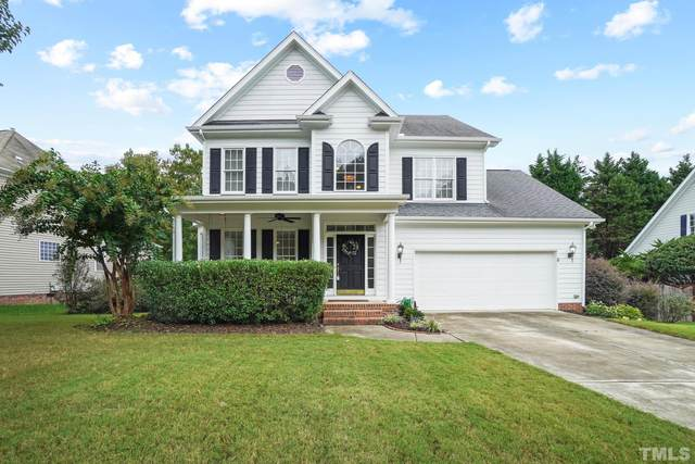 2933 Creek Moss Avenue, Wake Forest, NC 27587 (#2407504) :: The Perry Group