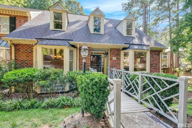 7815 Coach House Lane, Raleigh, NC 27615 (MLS #2407605) :: The Oceanaire Realty