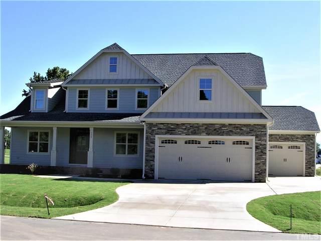 128 Vinson Park Drive #3, Archer Lodge, NC 27527 (#2407672) :: The Helbert Team