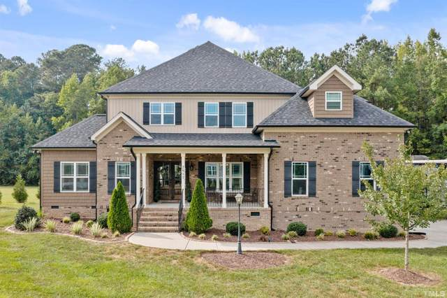 2917 Maple Pointe Drive, Wendell, NC 27591 (#2407680) :: Choice Residential Real Estate