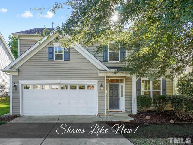 305 Cottesbrook Drive, Wake Forest, NC 27587 (#2407688) :: The Beth Hines Team