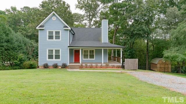 1817 Bowling Road, Fuquay Varina, NC 27526 (#2407764) :: RE/MAX Real Estate Service