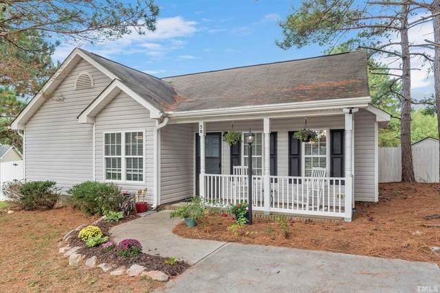 50 Rainwood Court, Louisburg, NC 27549 (MLS #2407781) :: The Oceanaire Realty