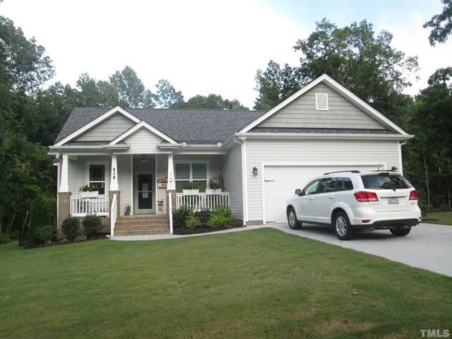 80 Rockwood Road, Franklinton, NC 27525 (MLS #2407842) :: The Oceanaire Realty