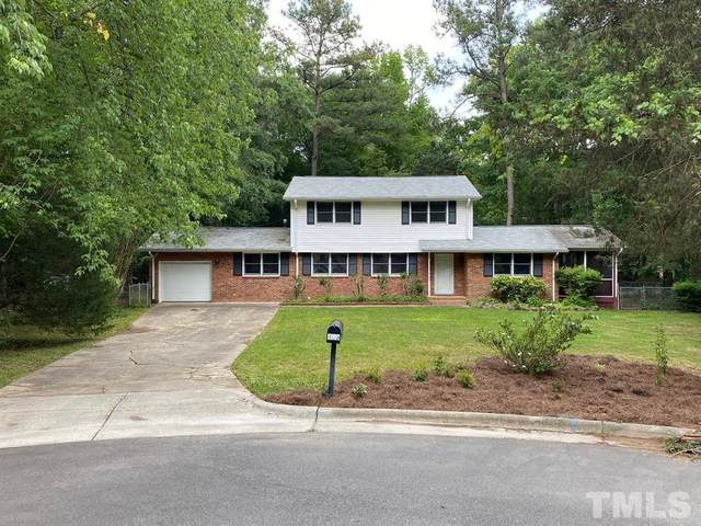 403 Holly Lane, Chapel Hill, NC 27517 (#2407844) :: Southern Realty Group