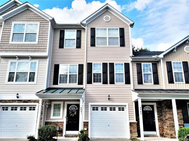 8841 Thornton Town Place, Raleigh, NC 27616 (#2407859) :: The Tammy Register Team