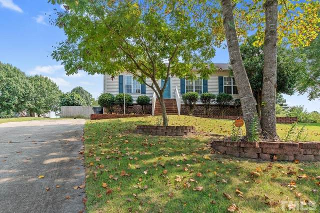902 Hollins Court, Knightdale, NC 27545 (#2407950) :: Dogwood Properties