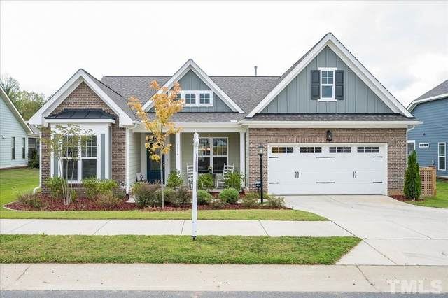 3316 Jones Lake Road, Fuquay Varina, NC 27526 (#2407995) :: Choice Residential Real Estate