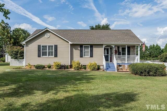 1303 Cornwallis Road, Garner, NC 27529 (#2408099) :: Raleigh Cary Realty