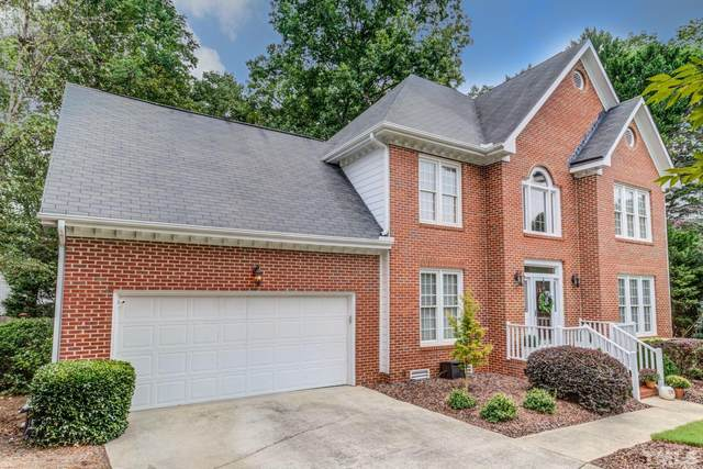 207 Custer Trail, Cary, NC 27513 (#2408227) :: Marti Hampton Team brokered by eXp Realty