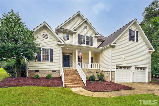 9725 Chris Drive, Raleigh, NC 27603 (#2408300) :: Marti Hampton Team brokered by eXp Realty