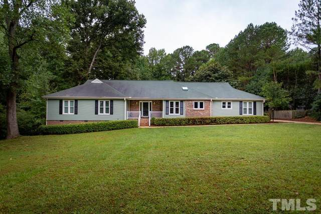 5716 Lancashire Court, Raleigh, NC 27606 (#2408340) :: Marti Hampton Team brokered by eXp Realty