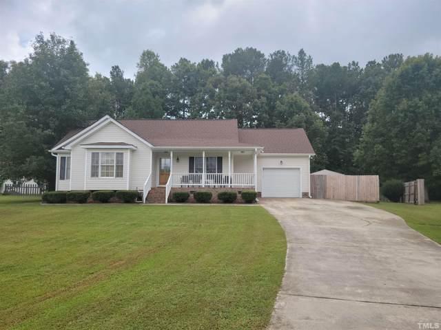 70 Green Bark Drive, Youngsville, NC 27596 (#2408342) :: Dogwood Properties