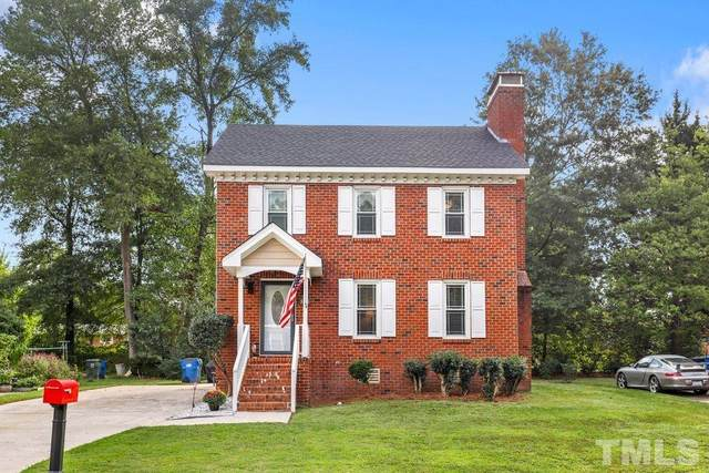 3521 E Jameson Road, Raleigh, NC 27604 (#2408362) :: Marti Hampton Team brokered by eXp Realty