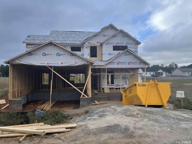 142 Northview Drive, Middlesex, NC 27557 (#2408407) :: Scott Korbin Team