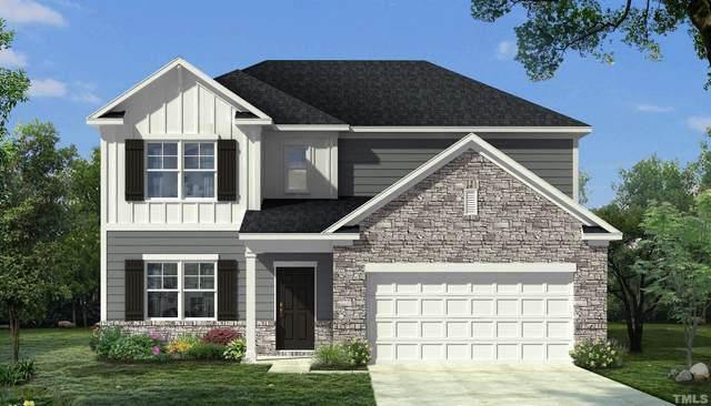 29 Little Sunshine Brook E #19, Smithfield, NC 27577 (#2408446) :: Raleigh Cary Realty