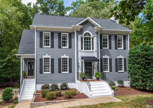 6117 Battleford Drive, Raleigh, NC 27612 (MLS #2408553) :: The Oceanaire Realty