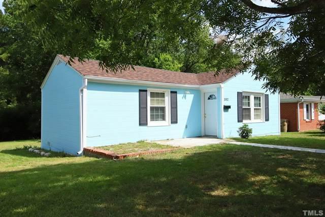 332 W Barnes Street, Clayton, NC 27520 (#2408689) :: Rachel Kendall Team