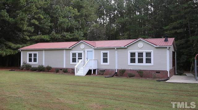 15 Cole Circle, Franklinton, NC 27525 (#2408805) :: The Tammy Register Team
