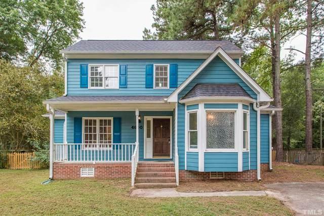 4600 Worthington Lane, Raleigh, NC 27604 (#2408814) :: Bright Ideas Realty