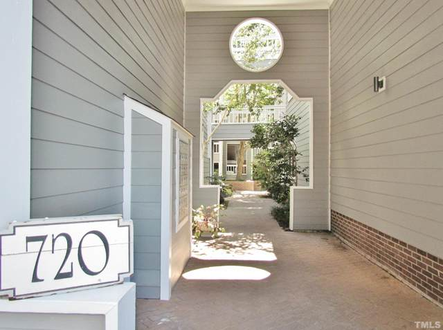 720 Bishops Park Drive #201, Raleigh, NC 27605 (#2408864) :: The Tammy Register Team