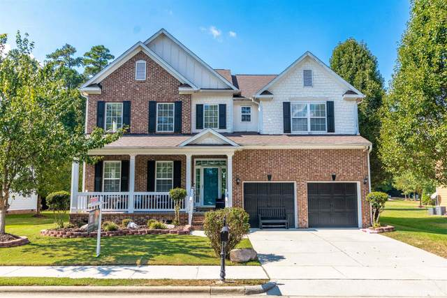 1041 Delta River Way, Knightdale, NC 27545 (MLS #2408977) :: The Oceanaire Realty