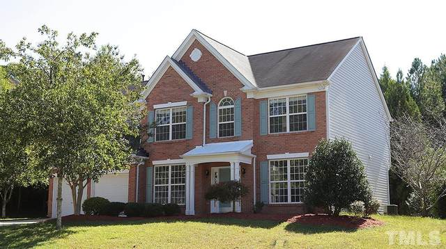 505 Sherwood Forest Place, Cary, NC 27519 (#2409169) :: Bright Ideas Realty