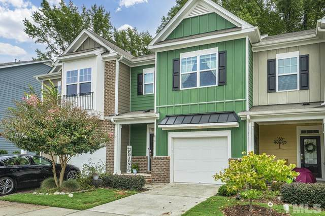 639 Briarcliff Street, Apex, NC 27502 (#2409170) :: Marti Hampton Team brokered by eXp Realty