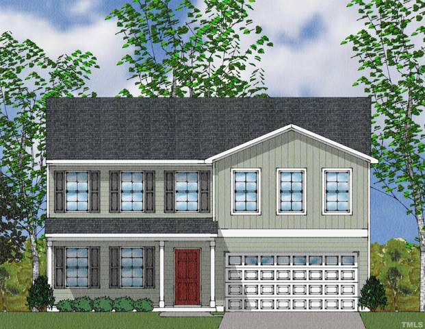 105 Forest Meadow Lane, Franklinton, NC 27525 (#2409270) :: Raleigh Cary Realty