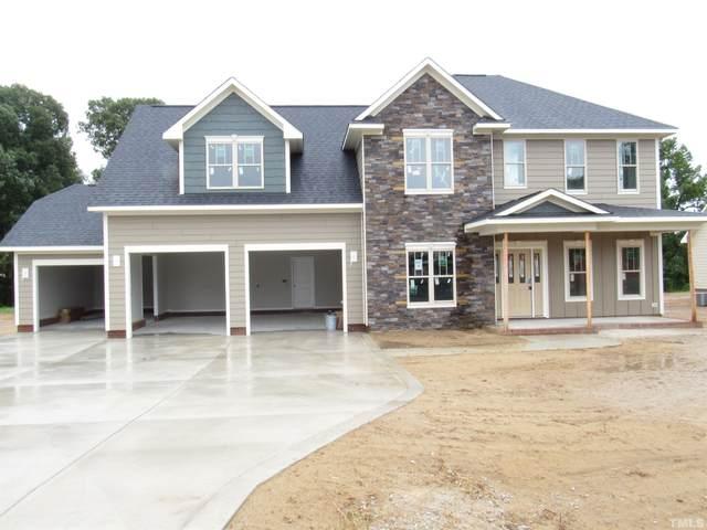 184 Vinson Park Drive, Archer Lodge, NC 27527 (#2409363) :: The Blackwell Group