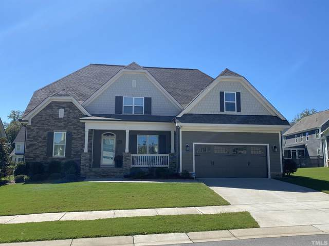 741 Sparrowhawk Lane, Wake Forest, NC 27587 (#2409394) :: Marti Hampton Team brokered by eXp Realty