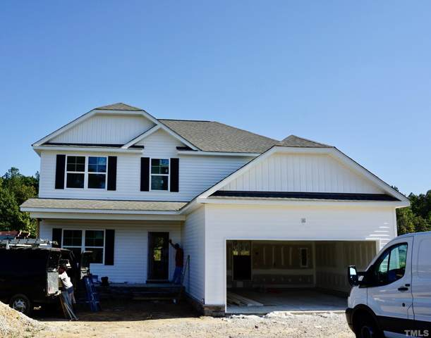 10495 Old Spring Hope Road, Spring Hope, NC 27882 (#2409528) :: Marti Hampton Team brokered by eXp Realty