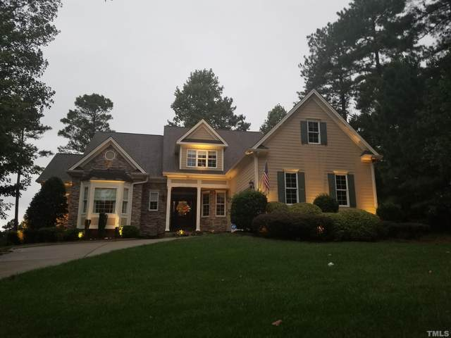 506 Chapel Ridge Drive, Pittsboro, NC 27312 (#2409686) :: The Helbert Team