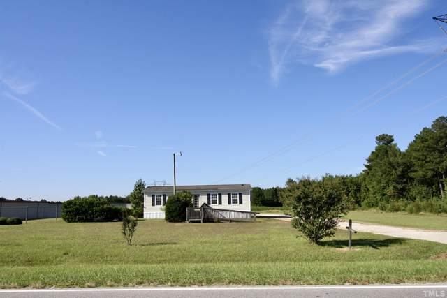 4502 S Nc 39 Highway, Bunn, NC 27508 (#2409810) :: Steve Gunter Team