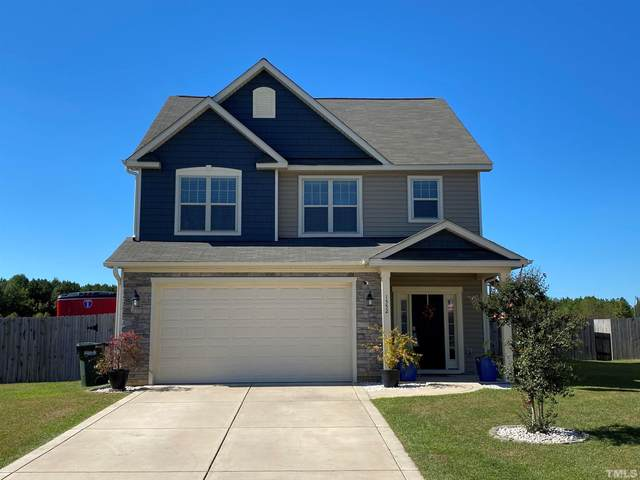 1552 Vandenberg Drive, Fayetteville, NC 28312 (#2409864) :: The Blackwell Group