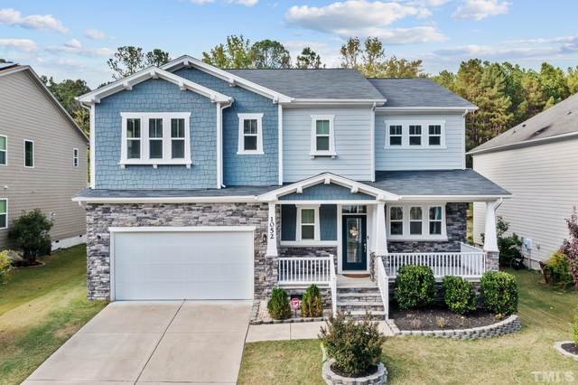 1052 Bender Ridge Drive, Morrisville, NC 27560 (#2410193) :: Raleigh Cary Realty
