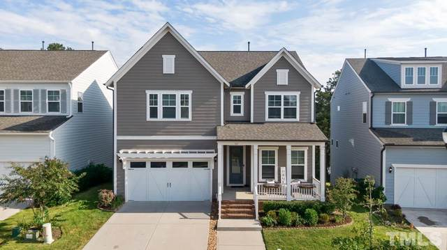 525 Lake Holding Street, Wake Forest, NC 27587 (#2410241) :: Marti Hampton Team brokered by eXp Realty