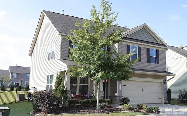 255 Ashberry Lane, Franklinton, NC 27525 (#2410350) :: The Blackwell Group