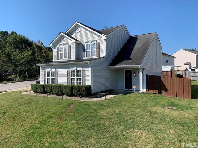 1532 Clover Ridge Court, Raleigh, NC 27610 (#2410500) :: The Jim Allen Group