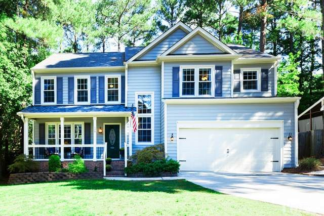 108 Paladin Place, Cary, NC 27513 (#2410531) :: Marti Hampton Team brokered by eXp Realty