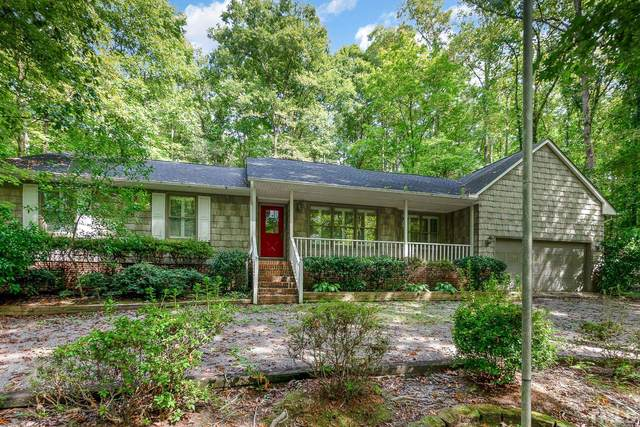 6024 St Andrews Drive, Sanford, NC 27332 (MLS #2410816) :: The Oceanaire Realty